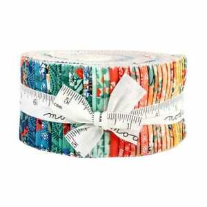 Lady Bird Jelly Roll  100% cotton fabric quilt by Moda strips 11870JR