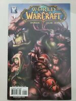 WORLD OF WARCRAFT #1 (2008) WILDSTORM DC COMICS WALTER SIMONSON! 1ST PRINT