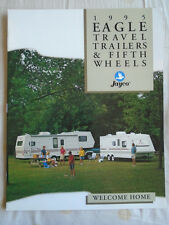 Eagle roulottes de voyages & Fifth Wheels Brochure 1995 texte anglais