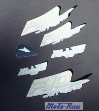 Malaguti F 10 Jet Line rot AUFKLEBER Sticker