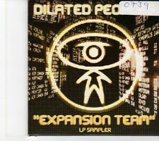 (EW900) Dilated Peoples, Expansion Team sampler - 2001 DJ CD