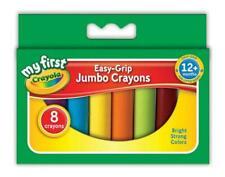 Crayola My First Jumbo Crayons (8 Pieces) Multicoloured