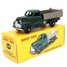Studebaker M camion benne Dinky Toys 25M Atlas F Neuf boite