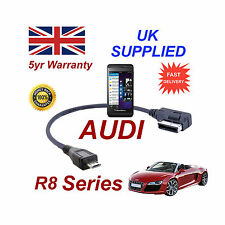AUDI R8 Series 4F0051510M Cable For BLACKBERRY Z10 MICRO USB Audio cable 30cm
