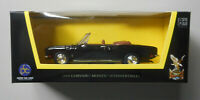 1969 Black Corvair Monza Comvertible LUCKY YATMING 1:43 ROAD SIGNATURE DIECAST