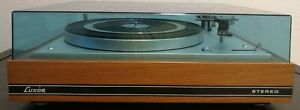 Vintage Luxor 4221 Record player