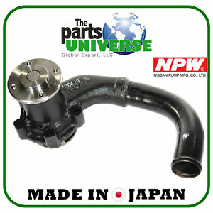 NPW Engine Water Pump Fits Mazda Luce Bogno Ford Fiera MZ-15 1456-15-010