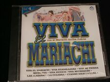 VIVA EL MARIACHI VOL.4<>ARRIBA JUAREZ<>Mexico, Brand New CD ~RE- 11566