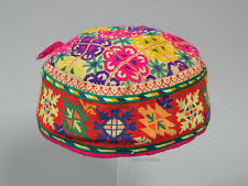 hand embroidered Women's Caps and Ceremonial Headdress Gilgit-Baltistan No:21/H
