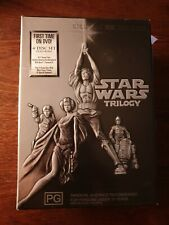 Star Wars (DVD, 2004, 4-Disc Set)