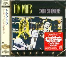 TOM WAITS-SWORDFISHTROMBONES-JAPAN SHM-CD   D50