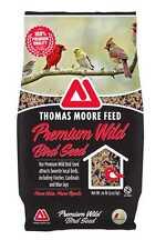 Thomas Moore Feed TMF Premium Wild Bird Seed 20 lb