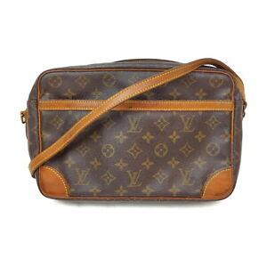 Louis Vuitton LV Shoulder Bag Trocadero 27 M51274 Browns Monogram 2202257