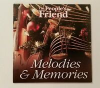 Melodies & Memories 2012 - 20 Christmas Tracks Promo CD - Ex Cond - Tested