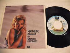 KIM WILDE  Cambodia  1 SP