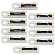 10x Dryer Thermal Fuse Fit Whirlpool IP80001,IP82000,IP82001,IP84000,KEHS01P