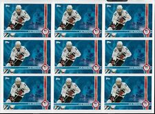 (9) 2014 TOPPS OLYMPIC HILARY KNIGHT CARD #OLY-HK LOT ~WOMEN'S ICE HOCKEY LEGEND