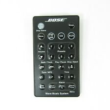 Bose Wave Music System Remote Control OEM Genuine