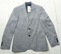 NICOLE FARHI Linen / Cotton Blend  Men's Jacket size 40 - BNWT - SUPERB STYLE