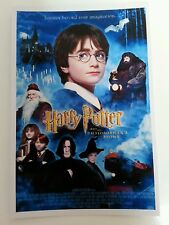 "HARRY POTTER - Philosopher's Stone Movie Film Still 6""X4"" Reproduction Glossy"