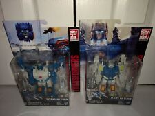 Twin Twist & Topspin Transformers Titans Return TR Generations Hasbro 2016 MISP