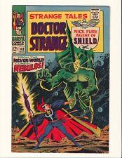 STRANGE TALES #162 STERANKO NICK FURY ADKINS DR STRANGE Marvel Silver Age!