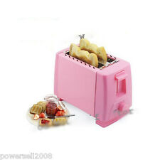 New Pink Stainless Steel Bread Makers Automatic Household Baking Bread Machine