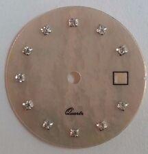 Quadrante tipo Rx madreperla con zirconi calibro ETA 956.112-F03.111-Ronda 775