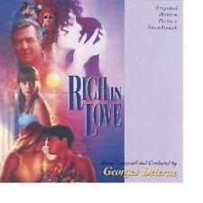 Rich in Love Original Soundtrack (CD, 1993, Varese Sarabande) Georges Delerue
