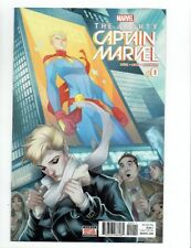 Marvel Comics  Mighty Captain Marvel  # 0   2017   1st Print VF-NM