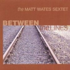 Matt Wates - Between the Lines [CD]