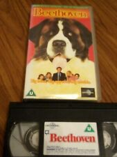 Beethoven - 1992 Universal VHS tape. Condition is Very Good.
