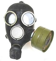 Gas Mask GP-7 WITH FILTER Soviet Russian NEW VINTAGE GENUINE RETRO USSR