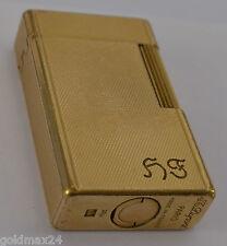 Feuerzeug - S.T. DUPONT - vergoldet