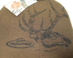 Team Realtree Beanie Stocking Cap Winter Hat Deer Elk Skull Toboggin Hunting