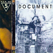 Document by R.E.M. (CD, Aug-1987, I.R.S. Records (U.S.))