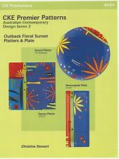 Australian Design 2 Fused Stained Glass Supplies New Cke Premier Patterns