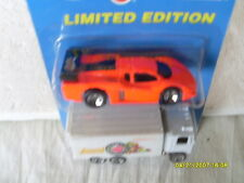 LIMITED EDITION HOT WHEELS JEWEL FOODS DELIVERY TRUCK &  REAR ENGINE RACER