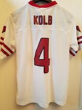 ,ARIZONA CARDINALS YOUTH L KEVIN KOLB #4 NFL TEAM APPAREL