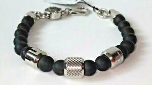DIESEL men's stainless steel bracelet DX1023040 NEW