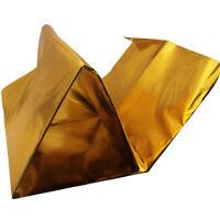 """DEI 010460 Reflect-A-Cool Thermal Heat Barrier 12/"""" x 12/"""" Sheet Fiberglass /& Foil"""
