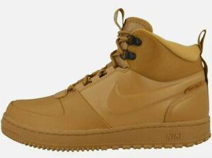 Nike Path Winter  Boots Wheat Black Cinnamon BQ4223-700 Men's 15  New