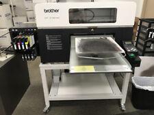 Brother GT-341 DTG Printer, Direct To Garment CMYK Ink Apparel T-Shirt
