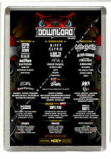 Download Music Festival 2017 Fridge Magnet Jumbo 90mm x 60mm Size