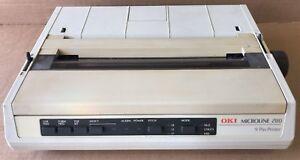 OKI ML 280 / OKI ML-280 / OKI Microline 280 Dot Matrix Refurb