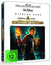 DAS VERMÄCHTNIS DES GEHEIMEN BUCHES (Blu-ray Disc, Steelbook) NEU+OVP