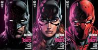 BATMAN THREE JOKERS #1-3 VARIANT COVER SET