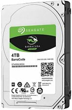 "4TB Seagate Barracuda ST4000LM024 2.5"" SATA III laptop Hard Drive HDD 15mm"
