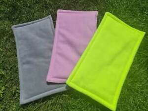 Waterproof soft polar fleece bed cage liner for small animal rabbits guinea pigs
