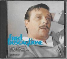 """FRED BUSCAGLIONE - RARO CD 1989 """" FRED BUSCAGLIONE E I SUOI ASTERNOVAS """""""